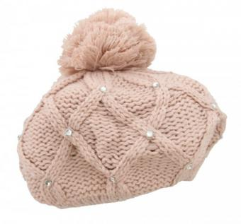 Modische Mütze Rosa