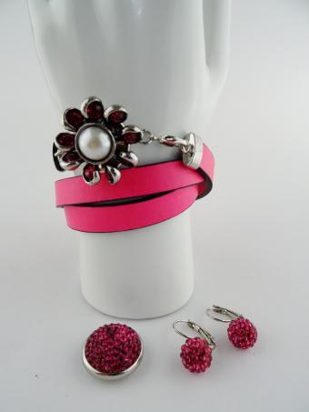 Armband / Ohrringe / Chunk Set